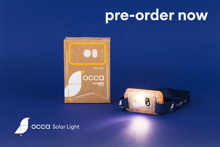 Solar Headlamp camping light and bike light